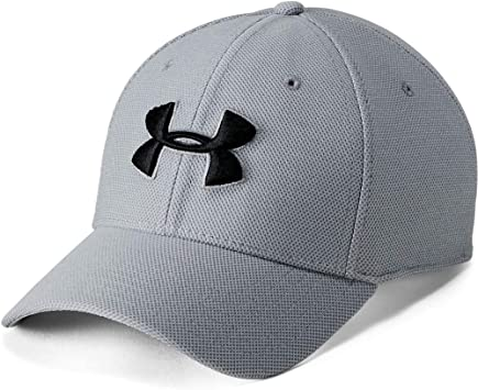 Under Armour UA Mens Heathered Blitzing 3.0 - Gorra Hombre ...