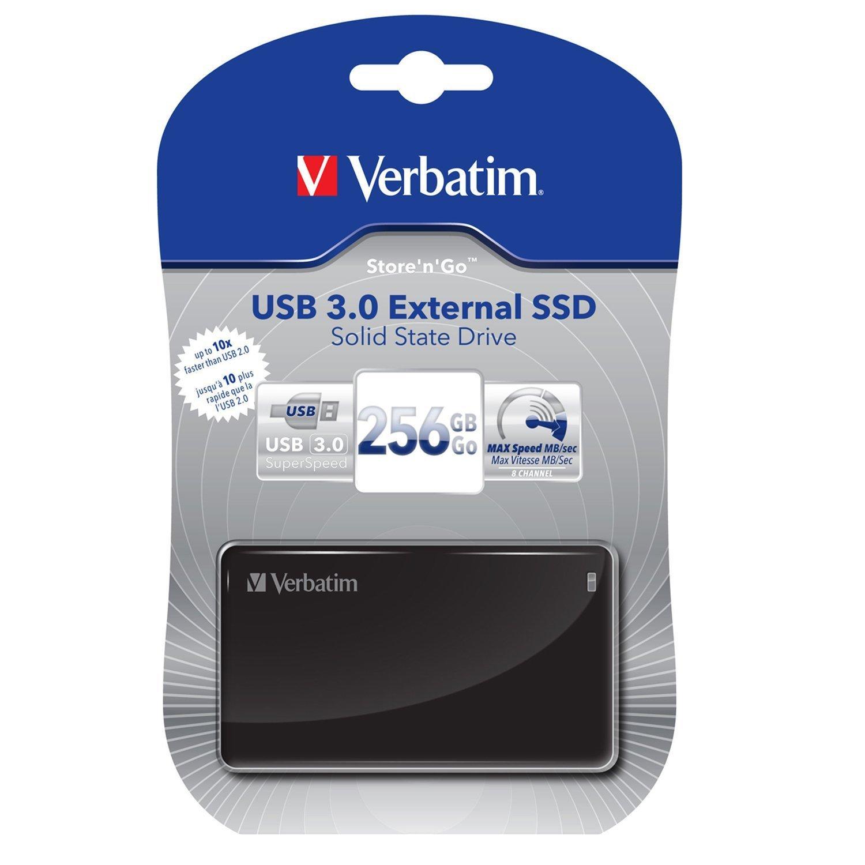 Verbatim 47622 128GB USB 3.0 External SSD