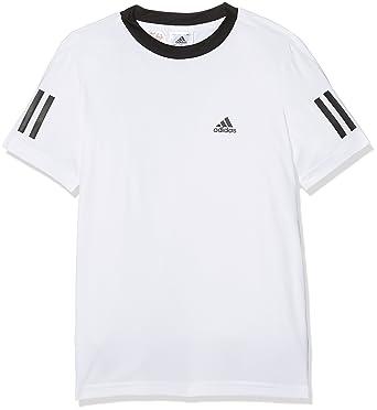 d4dab94e86dcc adidas Boys' Club T-Shirt: Amazon.co.uk: Clothing