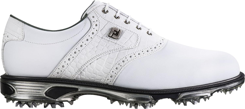 フットジョイ メンズ スニーカー FootJoy DryJoys Tour Saddle Golf Shoes [並行輸入品] B07CLXRLLD