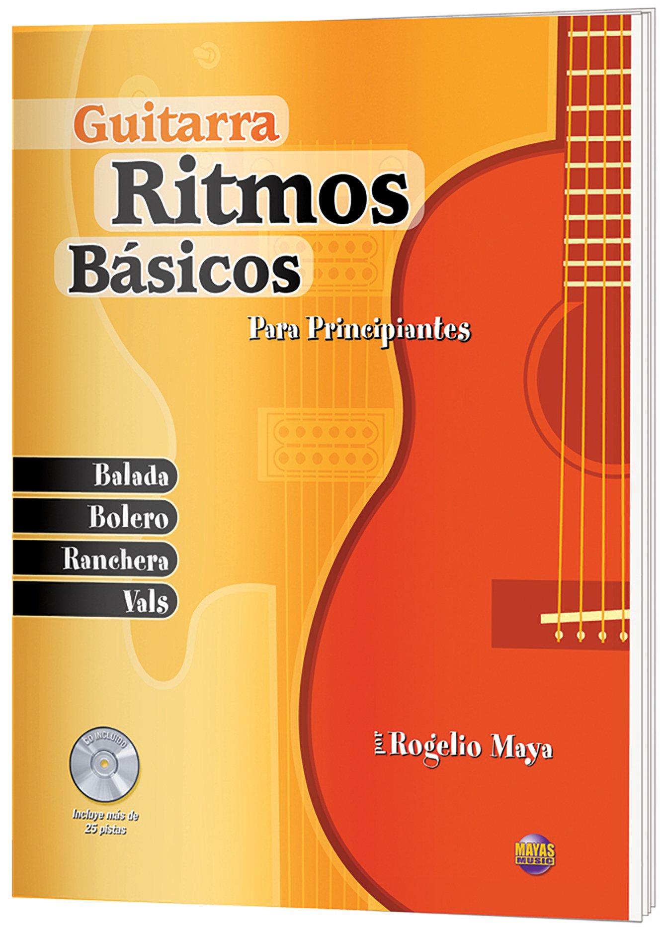 Ritmos Basicos - Guitarra: Para Principiantes Spanish Language ...