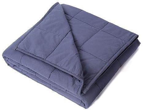 Premium manta pesada para niños, Deluxe cama manta, Fall Asleep Rápido y Sleep mejor