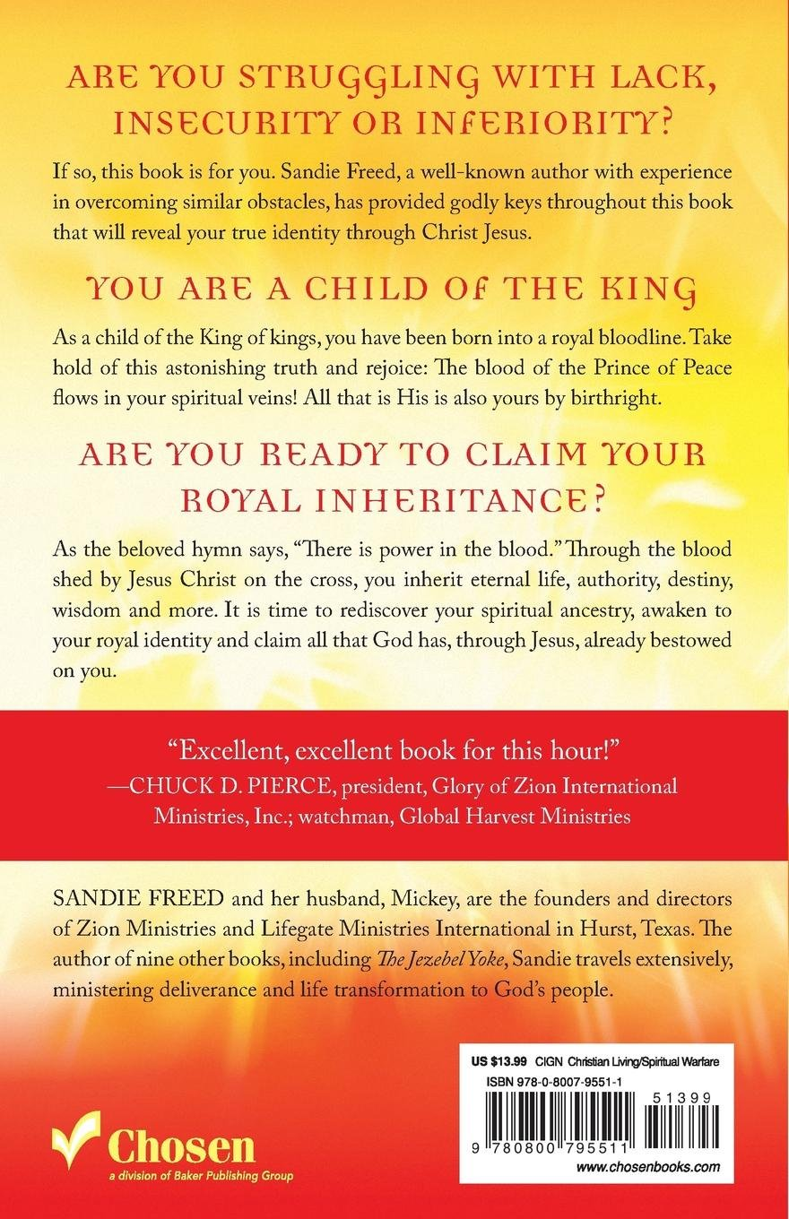 Manual Power in the Blood: Claiming Your Spiritual Inheritance