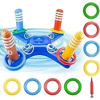Litviz Juguetes inflables para jugar al aire libre, juego de piscina, juguete para niños y adultos, piscina de verano…