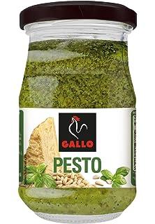Pastas Gallo - Salsa Pesto Tarro 190 g
