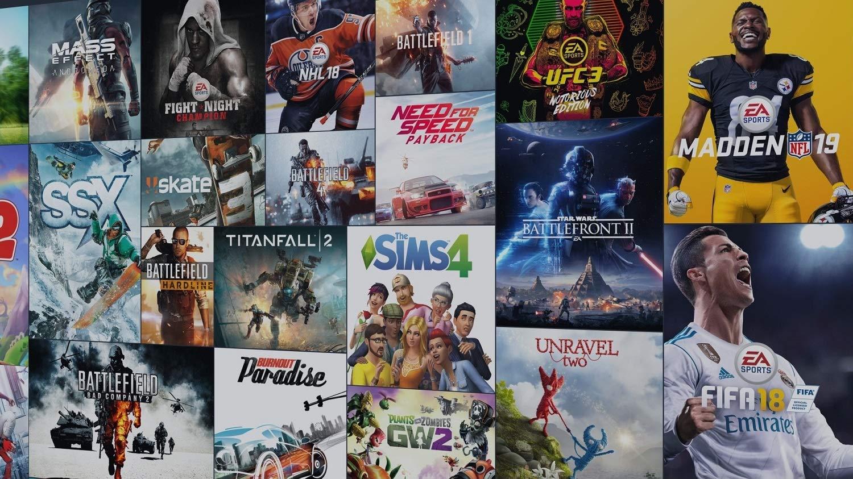 Amazon.com: EA Access 12 Month Subscription - Xbox One ...