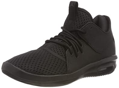 official photos d0406 1fdd1 Nike Boys  Air Jordan First Class Bg Basketball Shoes, Black 001, 3 UK