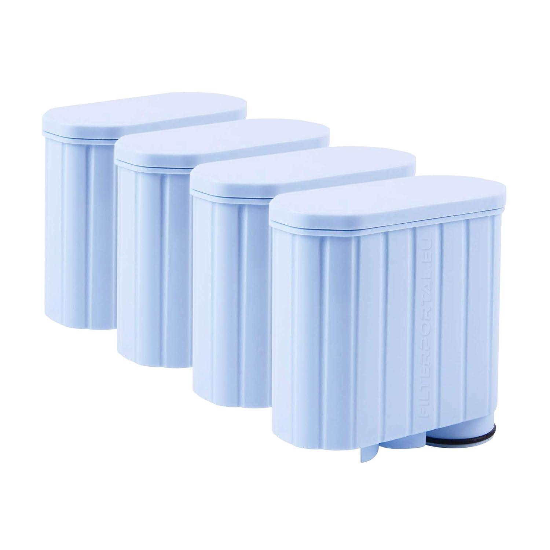 Juego de 4 filtros de agua compatibles con cafeteras automáticas ...