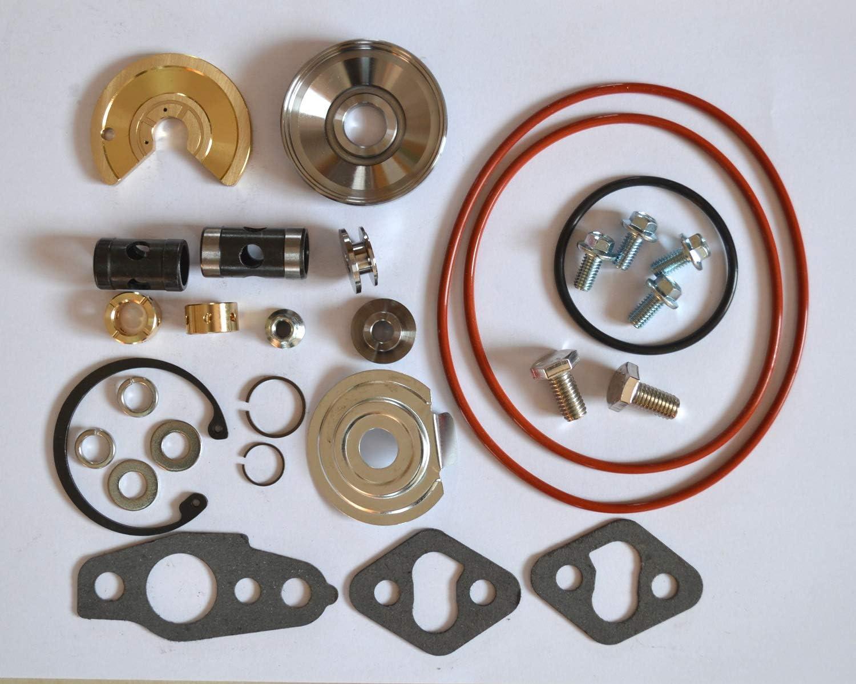 PISTONS RINGS BEARINGS /& FULL GASKET KIT REBUILD KIT TOYOTA 1KZ-T 3.0 LTR
