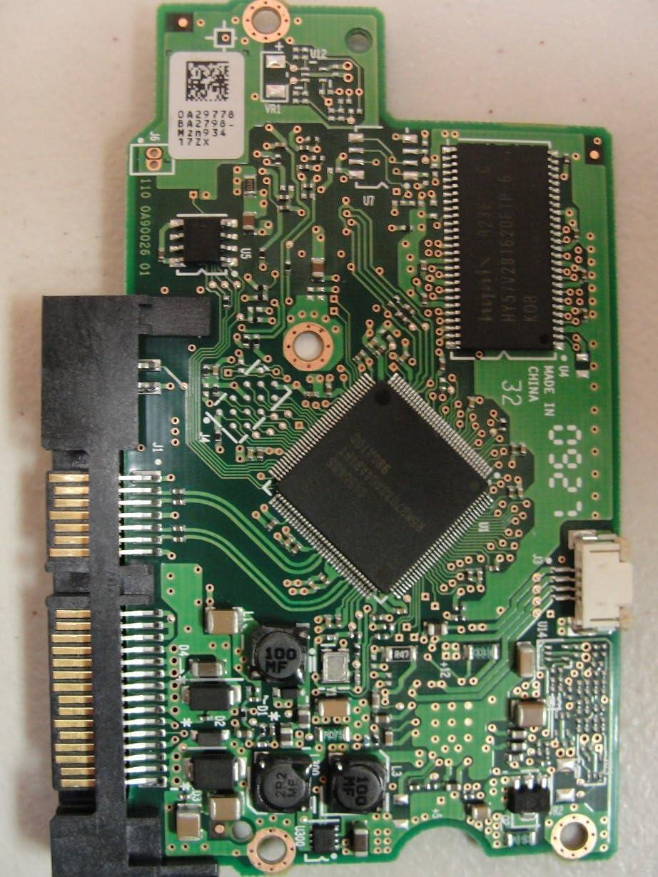 BA2831 Hitachi SATA 3.5 PCB HDP725050GLA360 0A35415 0A29778 BA2798