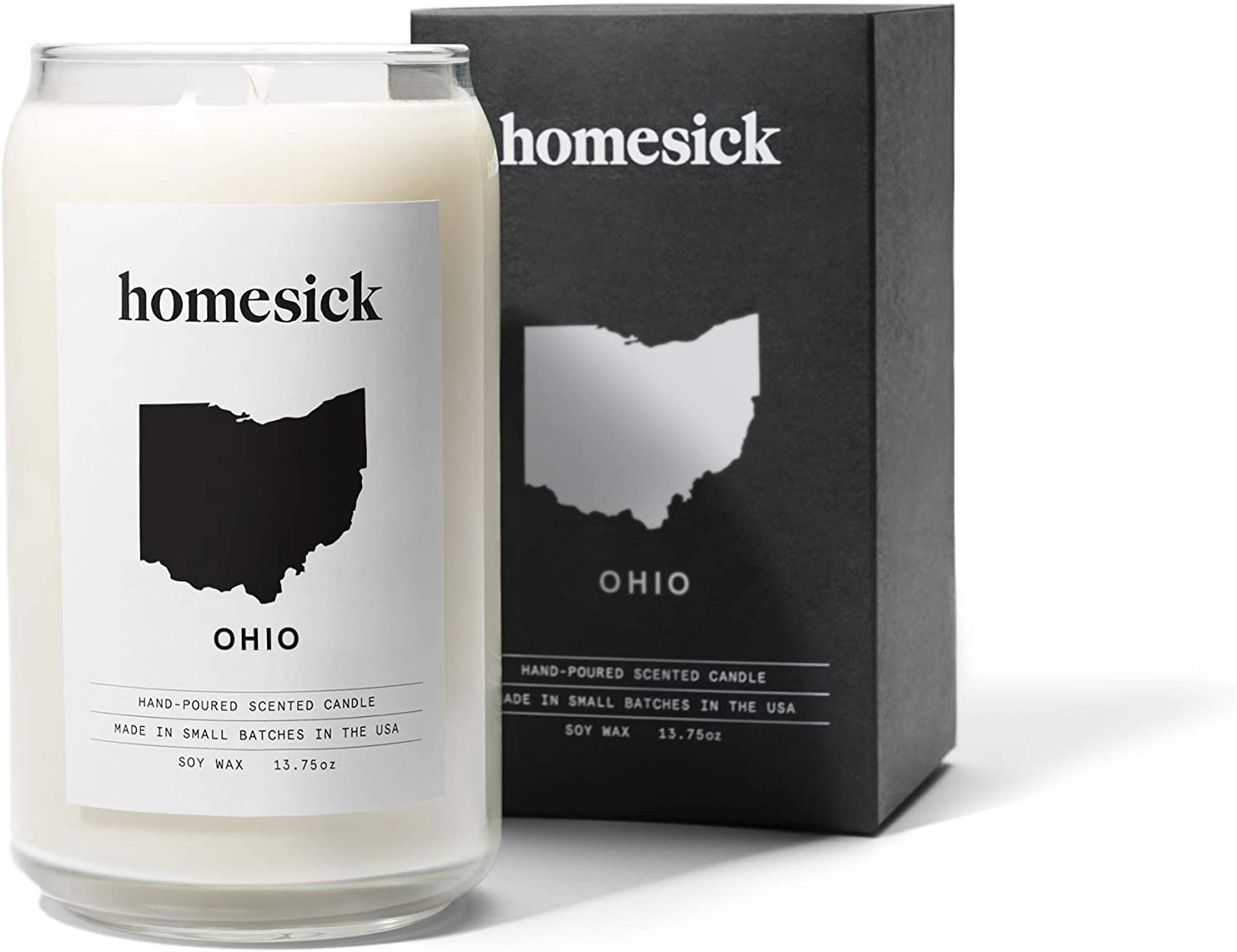 Homesick Scented Candle, Ohio