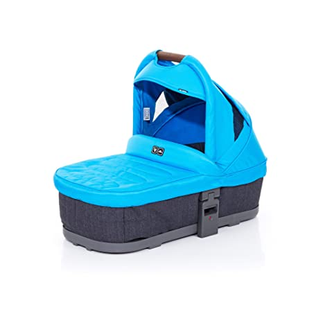 ABC Design 91254610 Carrycot Plus capazo blanda para Cobra y Mamba, Street/Water