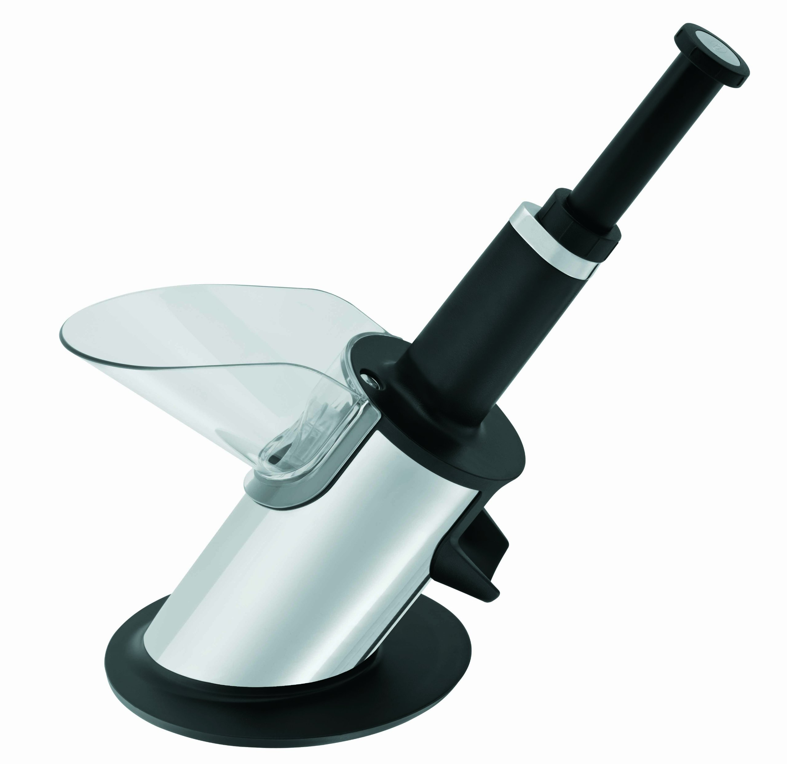 Rösle Stainless Steel Cherry Pitter, Silver
