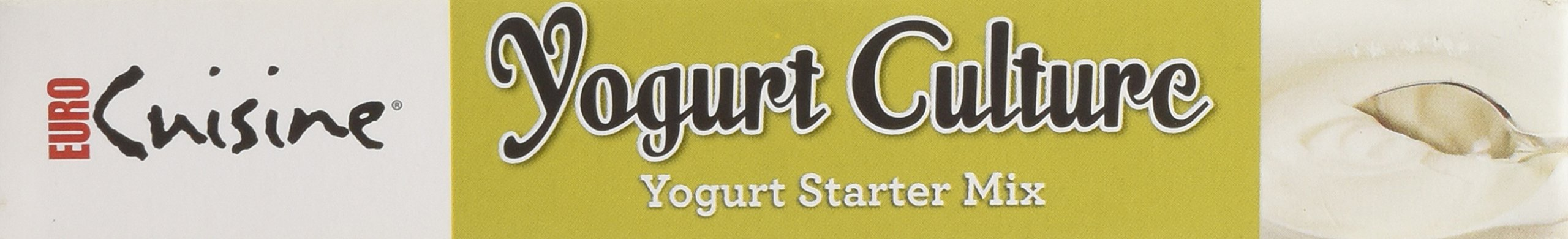Euro Cuisine RI1020 All Natural Yogurt Culture / Starter ( Contains 10 - 5gr Packet) by Euro Cuisine (Image #4)