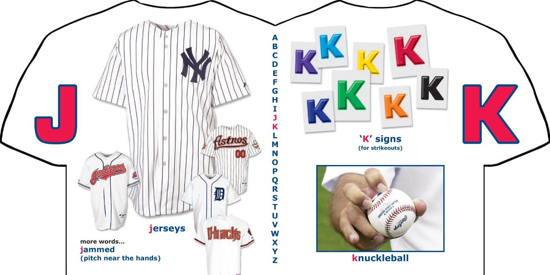 Major League Baseball ABC: My First Alphabet Book (My First Alphabet Books (Michaelson Entertainment))