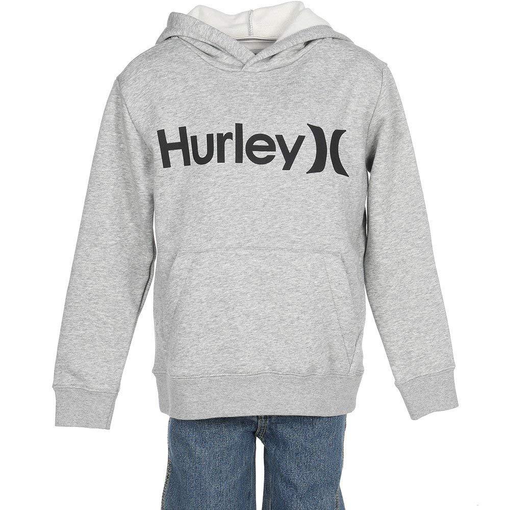 Hurley Boys Surf Check Pullover Hoodie AO2210
