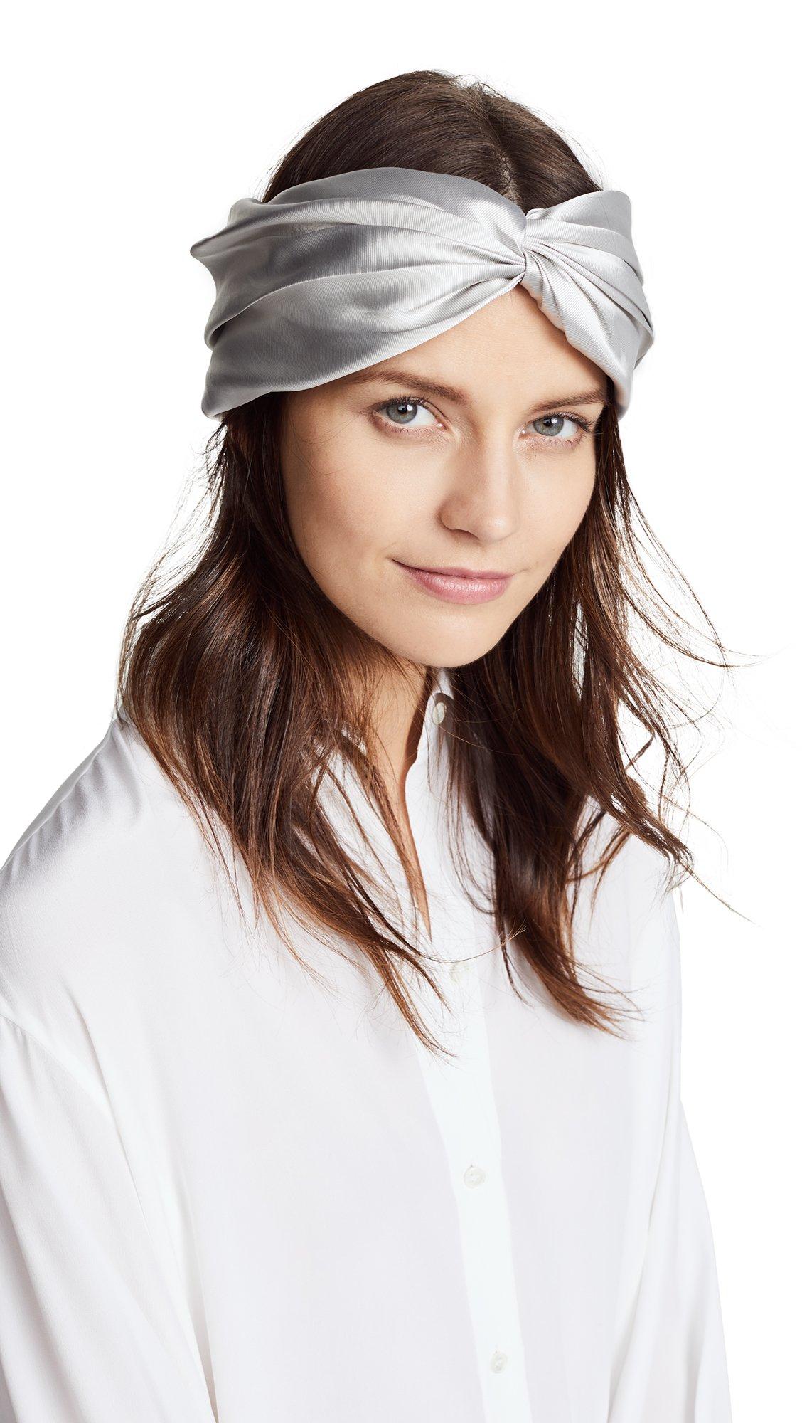 Eugenia Kim Women's Malia Headband, Platinum, One Size