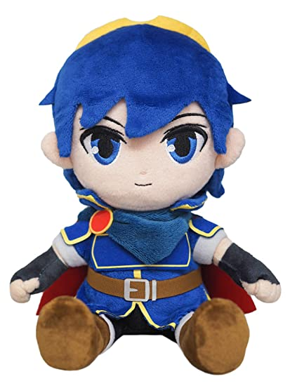 Sanei Fire Emblem All Star Collection FP01 Mars/ Marth Plush, 10