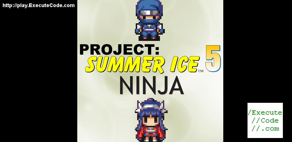 Project: Summer Ice 5 - Ninja: Amazon.es: Appstore para Android