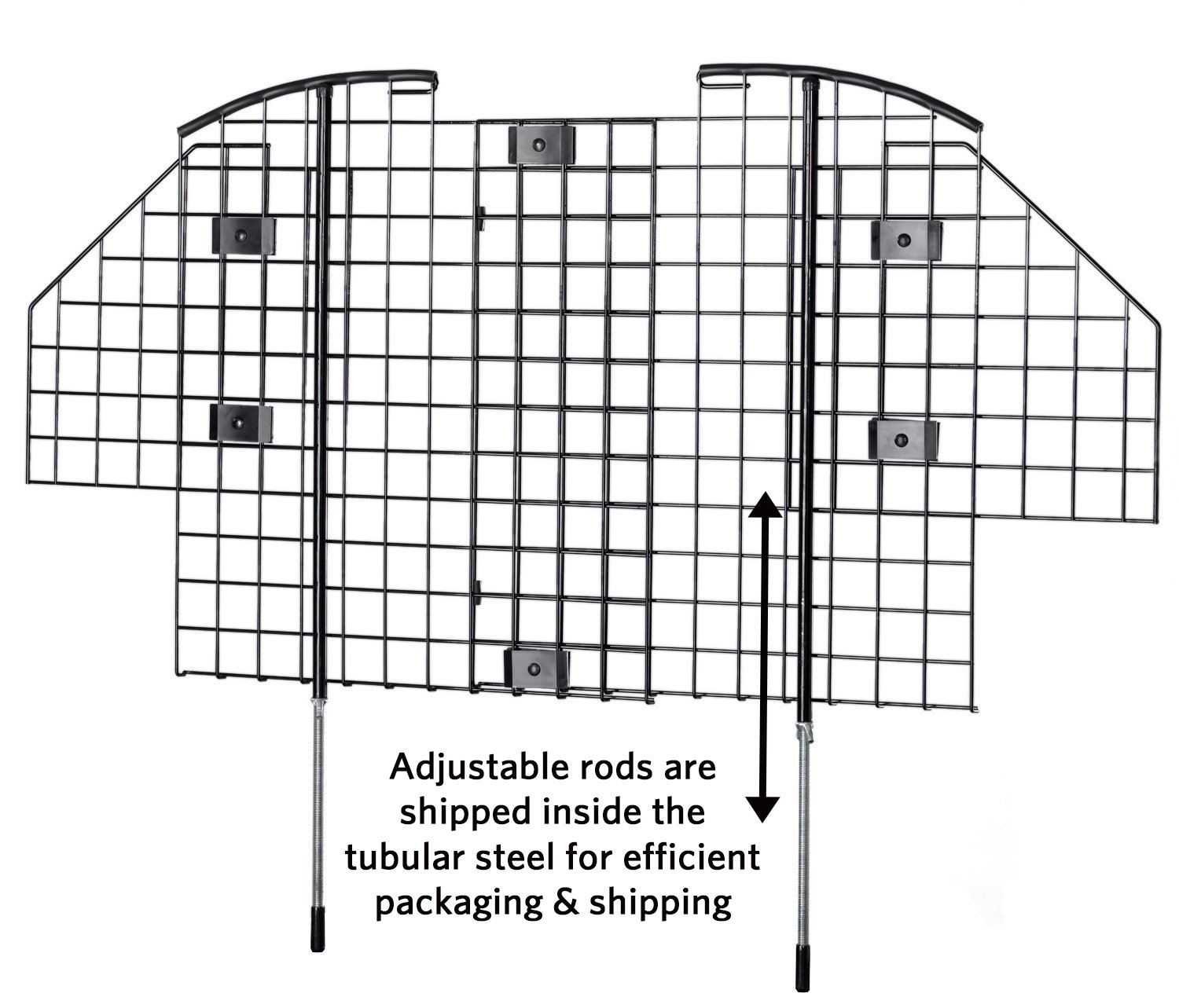 Midwest Pet Barrier Wire Mesh Car Automotive Universal Auto Wiring Diagram Barriers Supplies