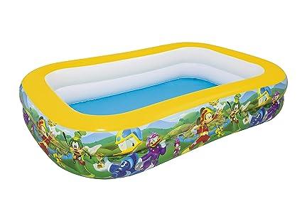 Amazon.com: Disney Mickey Mouse Ronda Fill N Fun Kids ...