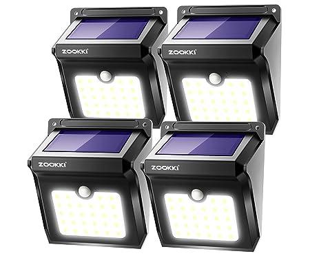 ZOOKKI Solar Lights Outdoor ZK-SL-101