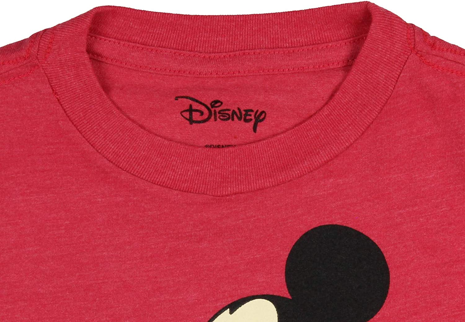 Mickey Mouse Little Boys Shirt Disney Mickey Welcome T-Shirt