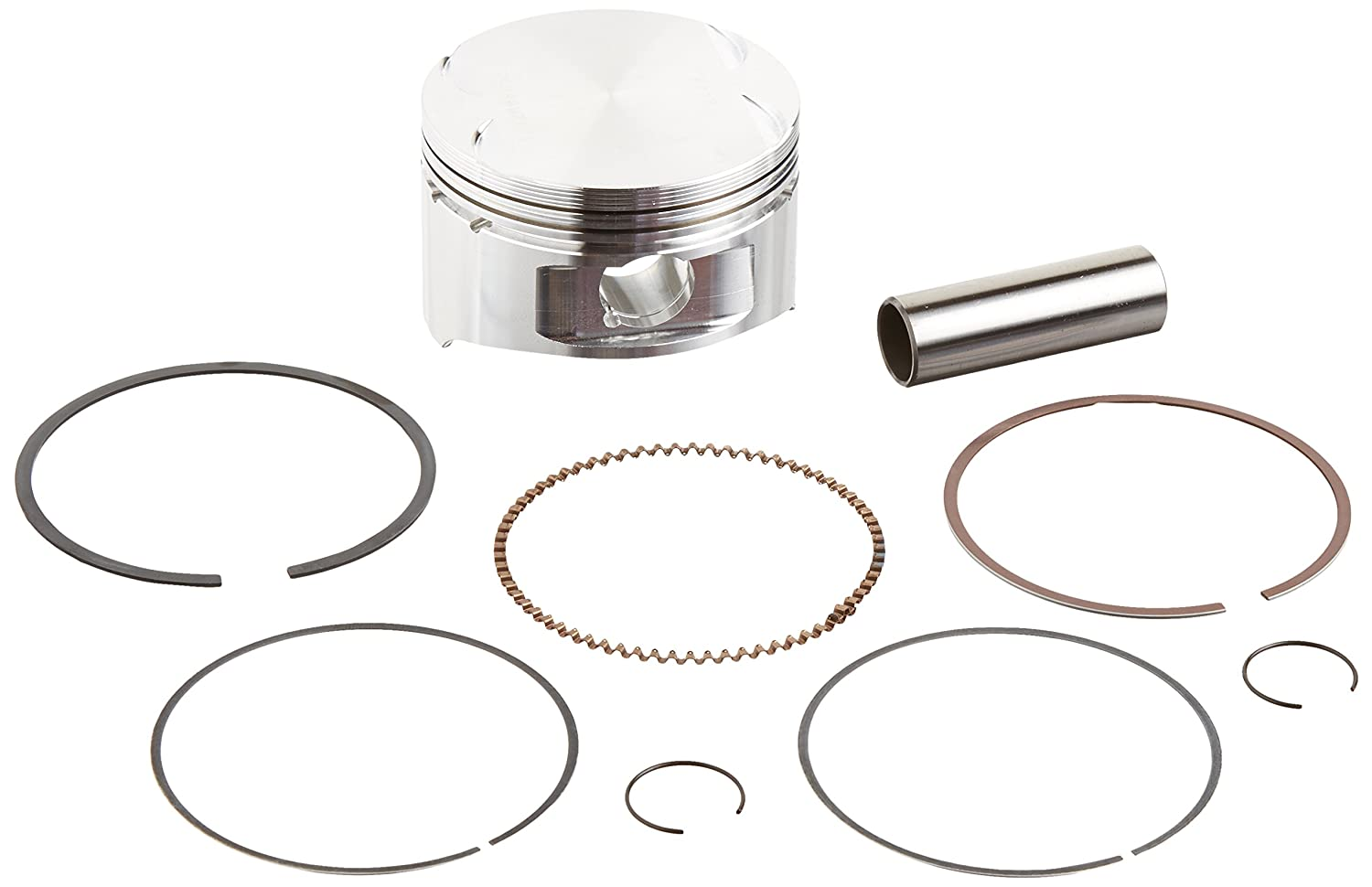 Wiseco 4782M08050 80.50mm 11:1 Compression ATV Piston Kit