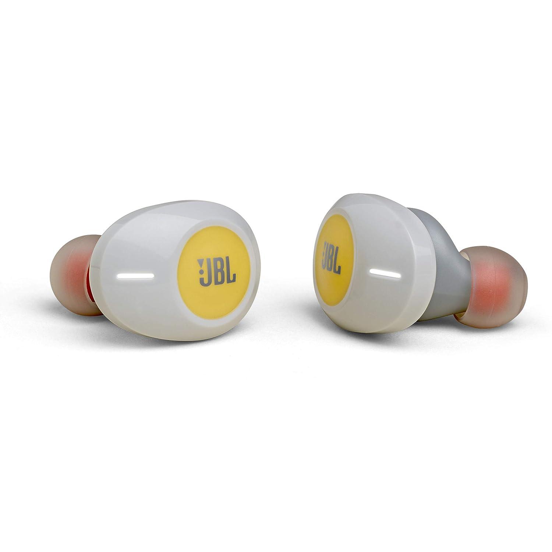JBL Tune T120TWS True Wireless in-Ear Headphone - Yellow