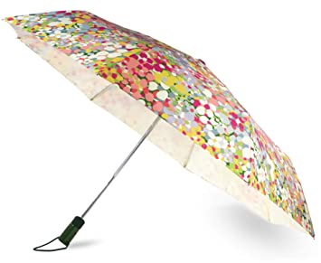 e6f886840b65 Kate Spade New York Floral Travel Umbrella, Floral Dot