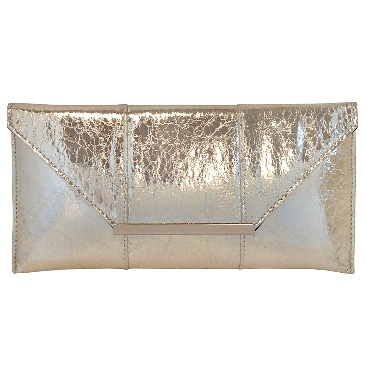Crushed Metallic Clutch