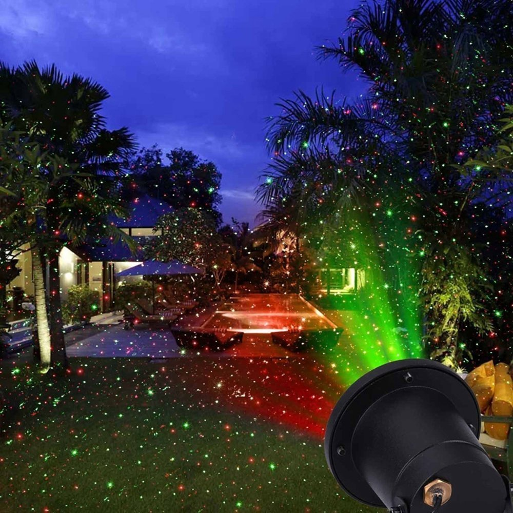 outdoor laser projector lights amazon com 2015 newest remote controlled christmas laser shower
