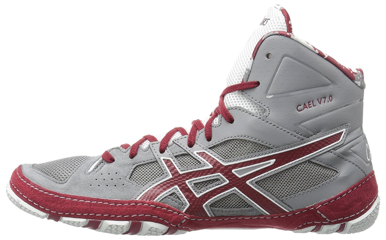 ASICS CAEL 7.0 BOXING SHOES Red