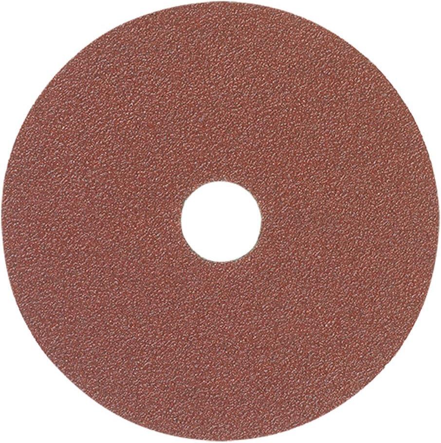 "Mercer Industries 302050 50 Grit Aluminum Oxide Resin Fiber Discs (25 Pack), 5 x 7/8"" 71UWJfXbNOL"