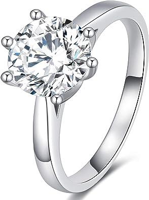 Lovely 6.5 X 6.5 MM 1.20 CT Full White Cushion Shape Cut Loose Moissanite 4 Ring