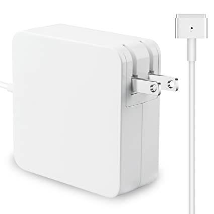 Amazon Com Macbook Air Charger Aonear 45w Magsafe 2 Magnetic T Tip
