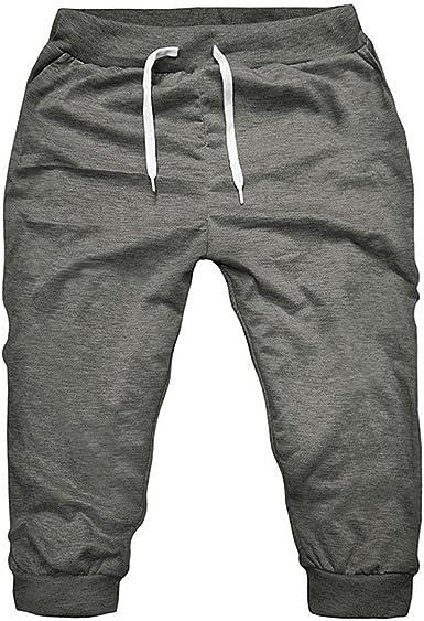 Pantalón Corto Deporte Hombre Pantalones Hombres Chandal Shorts ...