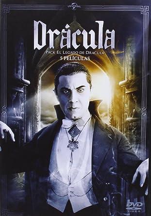 El Legado De Dracula - The Legacy Collection [DVD]: Amazon.es: Varios, Varios, Varios, Varios: Cine y Series TV