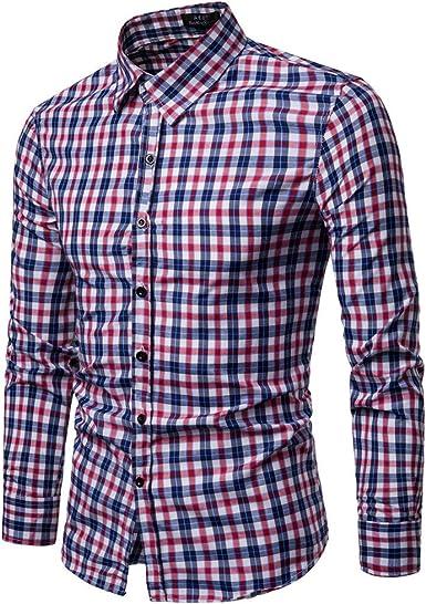 Poachers Camisas Hombre Verano Camisetas Hombre Originales Divertidas Camisas de Hombre Camisas Hawaianas Hombre flamencos Camisas Hombre Manga Larga Tallas Grandes: Amazon.es: Ropa y accesorios