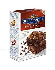 Preparado para tarta de Chocolate Triple Chocolate Brownie Mix 2.26kg Ghirardelli