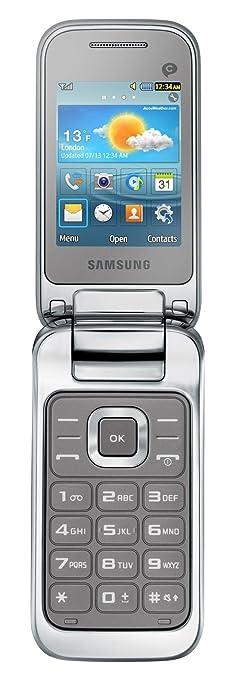 """4 opinioni per Samsung C3590 2.4"""" 99.76g Silver"""