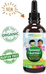 Motion Sickness Medicine for Kids - Car Sickness Medicine for Kids - Organic Ginger Helps with Naseua, Gas and Diarrhea - A Must Have for Long Rides