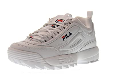 cf709179a027 Fila Chaussures Femme Baskets 1010302.1FG Disruptor Low WMN  Amazon ...