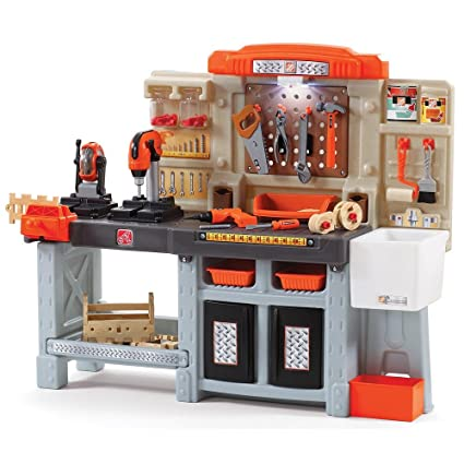 2278540c9 Amazon.com: The Home Depot Master Workshop: Toys & Games