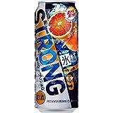 キリン 氷結ストロング ブラッドオレンジ 500ml×24本