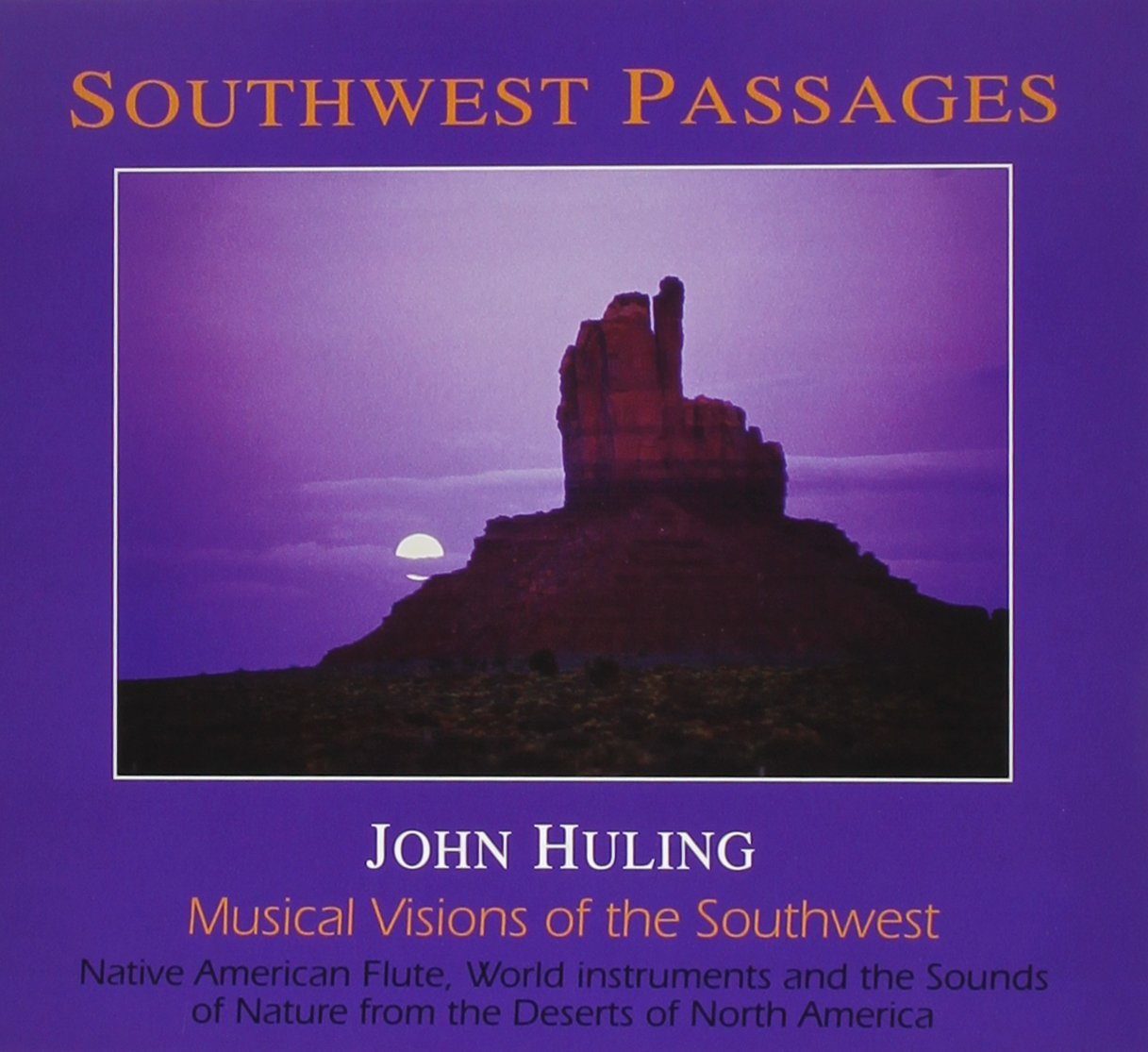 Southwest Passages by Music Design