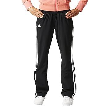 15557fa4 adidas Women's Tennis Tracksuit Bottoms, Womens, Tennishose Club Pants,  black/white,