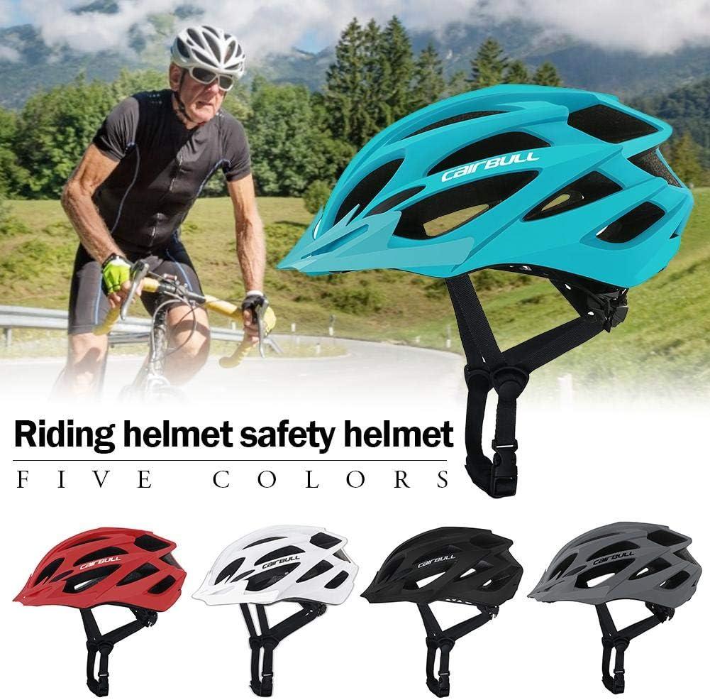 qianele X-Tracer Herren Damen Fahrradhelme Matte VICTGOAL Back Light Mountain Rennrad Voll Geformte Fahrradhelme