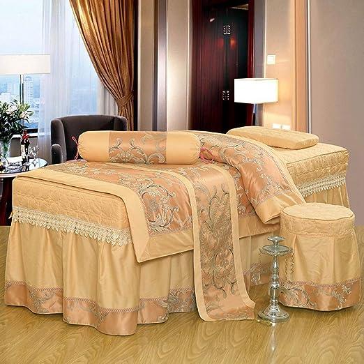 YXLJYH Premium Algodón Telar Juego de sábanas para Camilla de ...