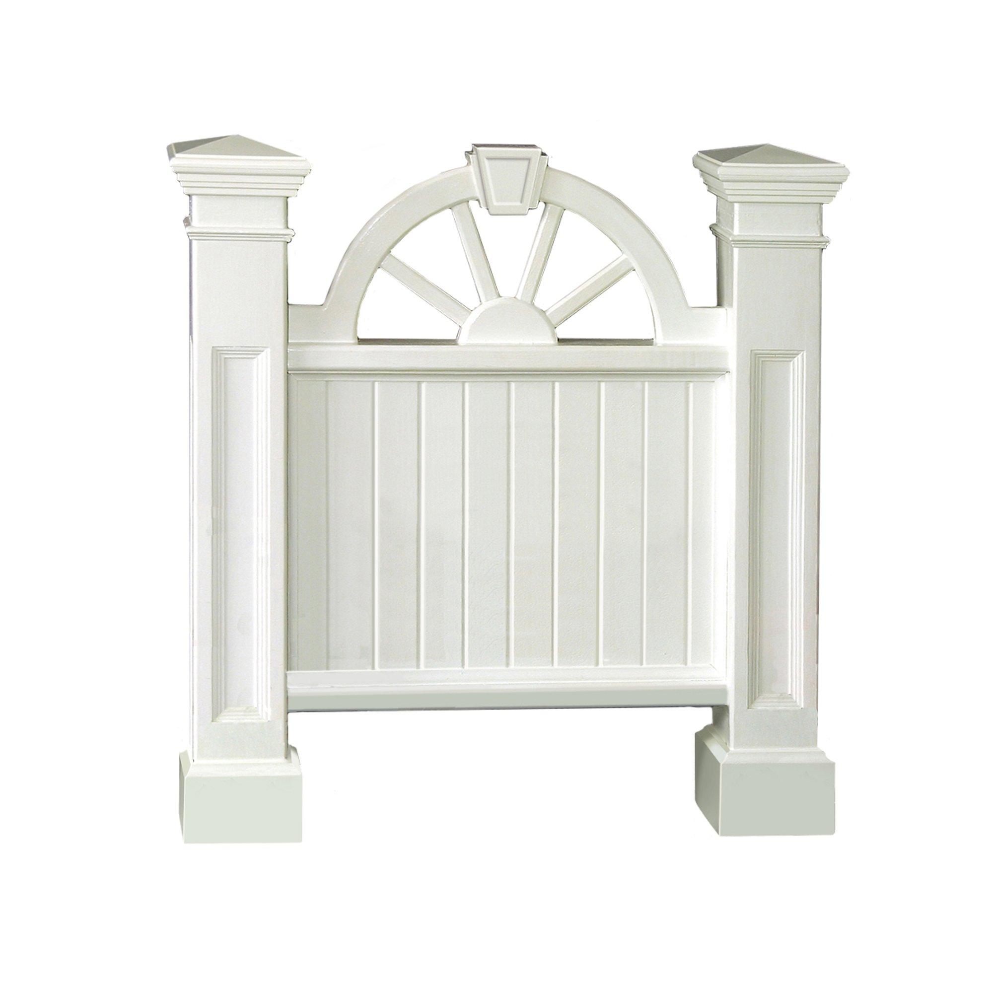 Mayne 5821-WH Winchester Address Sign, White